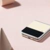 这些是最好的三星GalaxyZFlip3种颜色可供选择