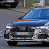 新款奥迪A6 Allroad在上市前就被盯上了